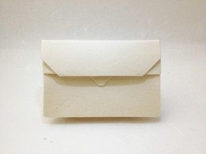 和紙のカードケース 無地