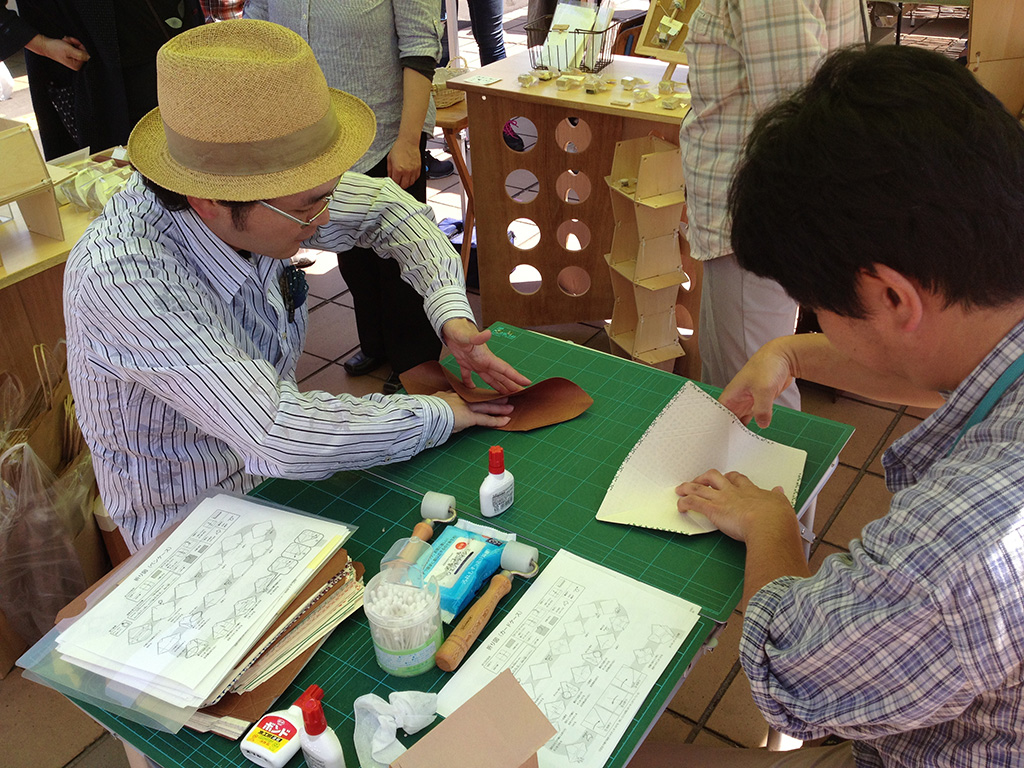 長岡クラフトフェア2014
